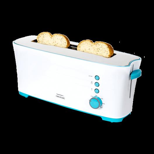 Cecotec Toast&Taste 1L Tostadora de pan
