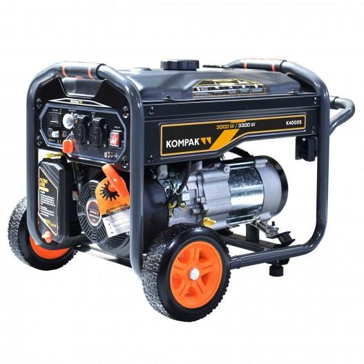 KP-K4000S Generador Gasolina con AVR...