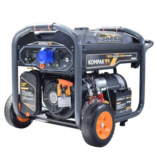 KP-K10000E Generador Gasolina con AVR...
