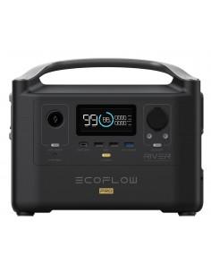 ECOFLOW RIVER 600PRO Generador de bateria Solar Estacion energia portatil
