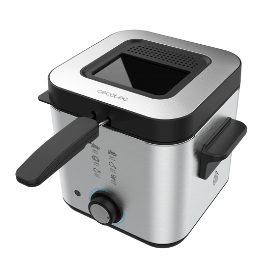 Cecotec CleanFry Infinity 1500...