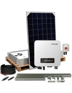 [SCP0025] Kit autoconsumo 1,6kW 9kW/dia SolarPack SCP0025 SOFAR