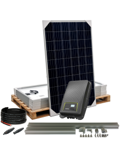 [KIT101] Kit autoconsumo SolarPack SCP07 1,5kW Monofásico - Kostal