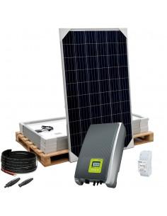 [KIT102] Kit autoconsumo SolarPack SCP08 2kW Monofásico - Kostal