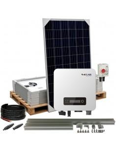 [SCP0026] Kit autoconsumo 2,7kW 13kW/dia SolarPack SCP0026 SOFAR