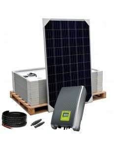 [KIT103] Kit autoconsumo SolarPack SCP09 2.5kW Monofásico - Kostal