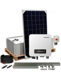 [SCP0027] Kit autoconsumo 3,3kW 18kW/dia SolarPack SCP0027 SOFAR