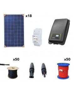 [KIT106] Kit autoconsumo SolarPack SCP12 4.6kW Monofásico - Kostal