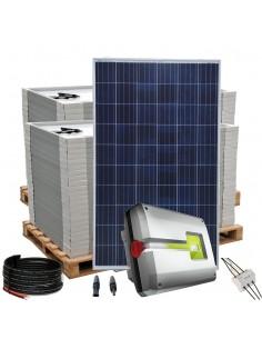 [KIT112] Kit autoconsumo SolarPack SCP18 12kW Trifásico - Kostal