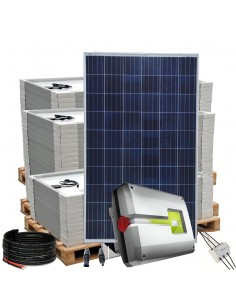[KIT113] Kit autoconsumo SolarPack SCP19 15kW Trifásico - Kostal