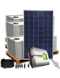 [KIT114] Kit autoconsumo SolarPack SCP20 17kW Trifásico - Kostal