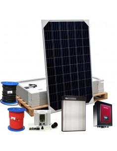 [KIT088] Kit autoconsumo SolarPack SCP01 6kW 35kWh/día - Ingeteam Sun Storage 6kW + LG RESU10 (transferible inversor 2,4kWp)
