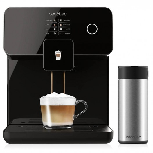 Cecotec Power Matic-ccino 8000 Touch...