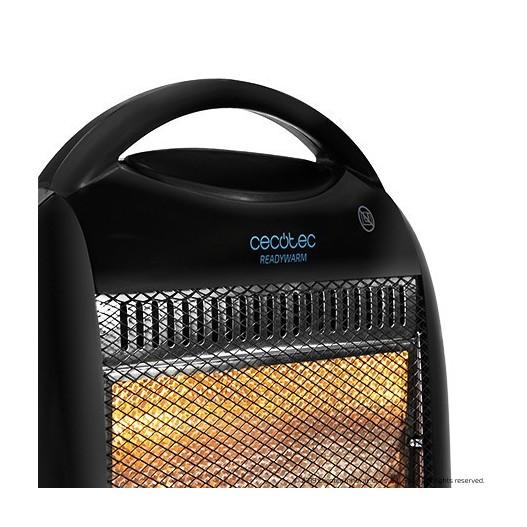 Cecotec Ready Warm 7200 Quartz Rotate...