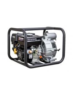 HYT80 Motobomba Gasolina HYUNDAI - Aguas Sucias