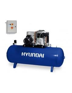 HYACB500-10T Compresor 500 L - 10 HP ( Trifásico )