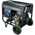 DHY6000LEK Generador Diesel (Monofásico)