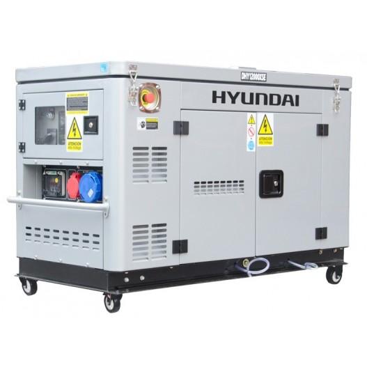 DHY12000XSET Generador Diesel FullPower Refrigerado Por Agua