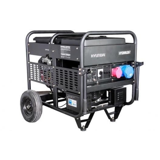 HY12000LEKT-R Generador Gasolina (Full Power)