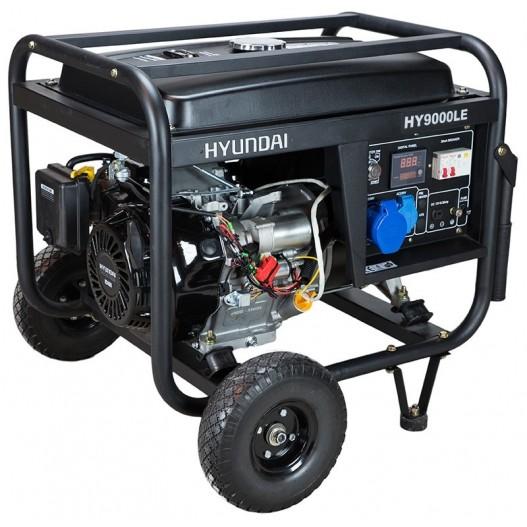 HY9000LEK-R Generador Gasolina Monofásico