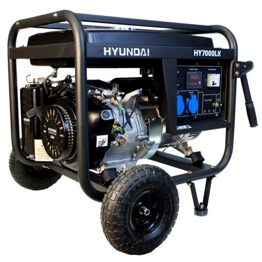 HY7000LK Generador Gasolina Monofásico