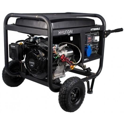 HY10000LEK Generador Gasolina ( Monofásico )