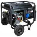 HY9000LEK Generador Gasolina HYUNDAI Pro Series ( Monofásico )