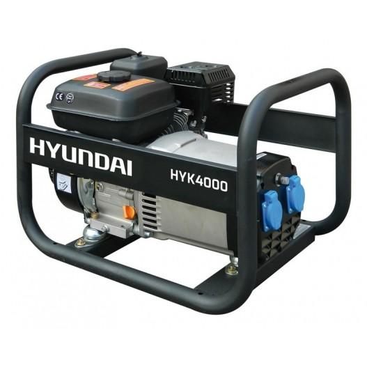 HYK4000 Generador Gasolina Monofásico