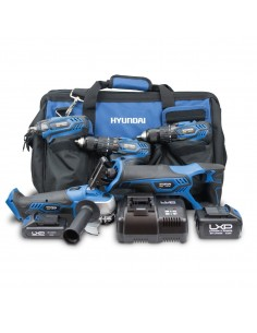 HY-COMBO-5 Combo 5 herramientas a batería Hyundai