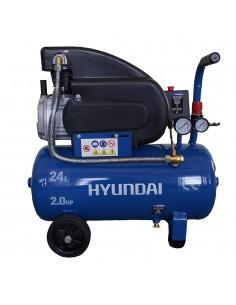 HYAC24-21 Compresor 24 L - 2 HP ( Monofásico )