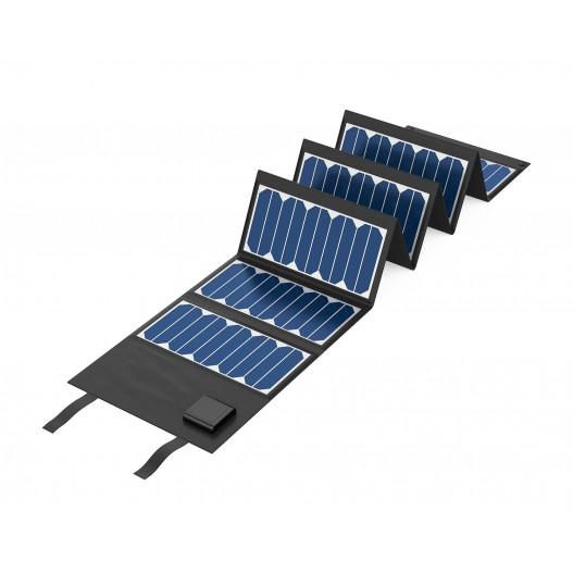HY-H60 Cargador Solar Hyundai para PowerSattions  60W