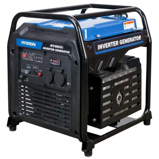 HY4000i Generador Inverter Abierto Hyundai