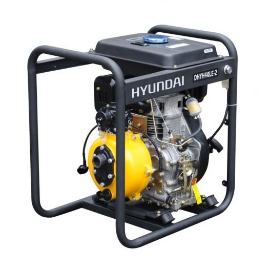 DHYH40E-2 Motobomba Diesel (alta presión)