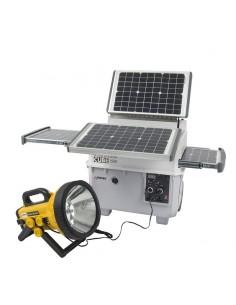Cubo Solar - Generador Solar 1500W Plus  - Generador portátil