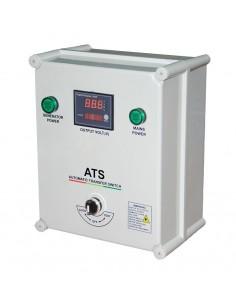 ATS 12-3P Conmutador Automático para generador (Trifásico)