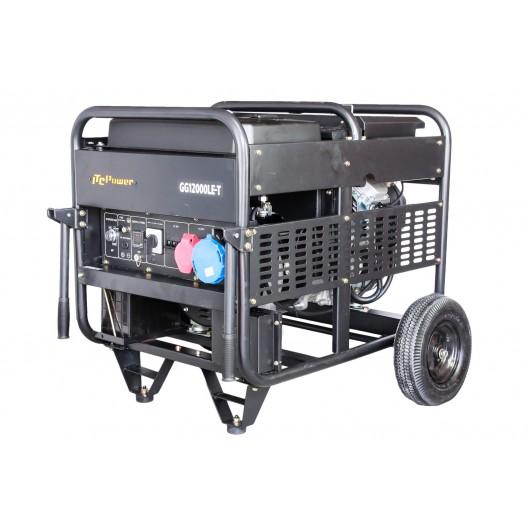 GG12000LET Generador gasolina ITCPower fullpower 9kw / 11,3kva