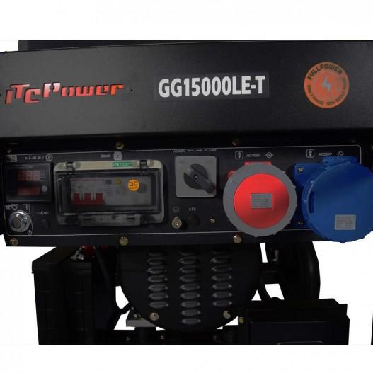GG15000LEK-T Generador Gasolina FULL POWER ITCPower