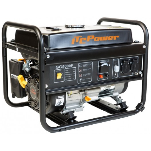 GG5000F Generador gasolina ITCPower
