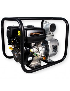GP100 Motobomba gasolina ITCPower aguas limpias