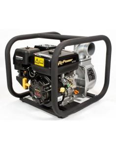 GP80 Motobomba gasolina itcpower aguas limpias de caudal