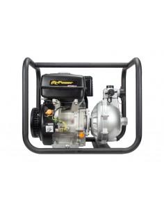 GPH40-2 Motobomba gasolina alta presión doble turbina