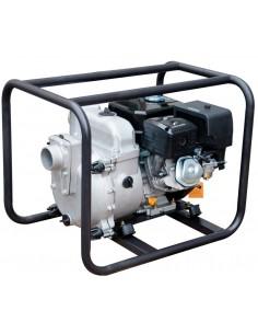 GTP80X motobomba gasolina ITCPower aguas sucias