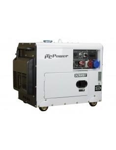 DG7800SE-T Generador Diésel Insonorizado Full Power