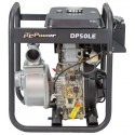 DP50LE Motobomba diésel aguas limpias ITCPower