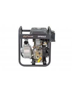 DP80LE Motobomba diesel aguas limpias ITCPower 80mm 3 p