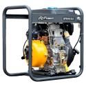 DPH40LE-2 Motobomba diesel doble turbina Alta Presión