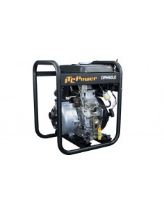 DPH50LE Motobomba Diésel de Aguas Limpias Alta presión