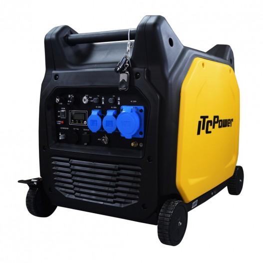 GG65Ei Generador Inverter Gasolina Monofásico