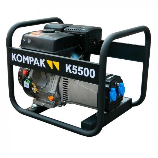 KP-K5500 Generador Gasolina con alternador LINZ