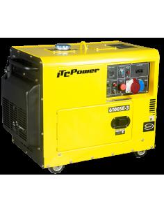 NT6100SE-3 Generador diesel itcpower